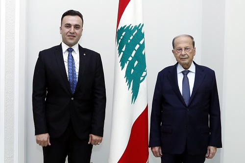 Lebanese President Michel Aoun: Abu-Ghazaleh is a Man of Achievement