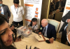 "Abu-Ghazaleh Signs his New Book ""The Inevitable Digital Future: A World of Smart Cities"" in Syria"