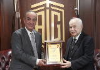 Abu-Ghazaleh and Chairman of Jordan Hotels Association Discuss Latest Tourism Developments