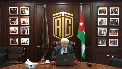 Abu-Ghazaleh: Economy impacted by COVID-19 deserves same attention as health