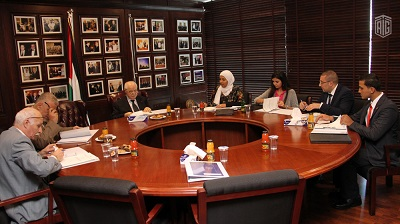 Abu-Ghazaleh Presides over the Annual Meeting of the Licensing Executives Society - Arab States